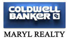 Coldwell Banker, Maryl Realty logo